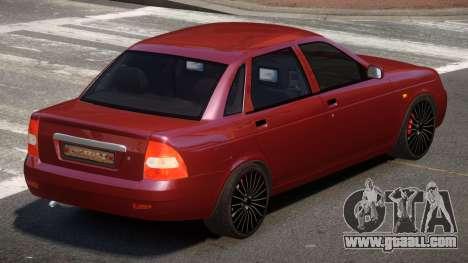 Lada Priora RT for GTA 4
