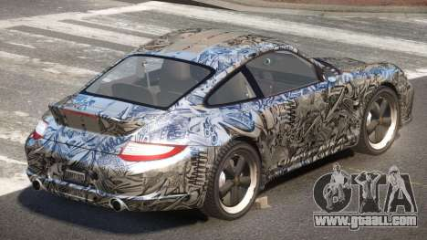 Porsche 911 LS PJ6 for GTA 4