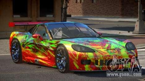 Chevrolet Corvette RS Tuning PJ2 for GTA 4