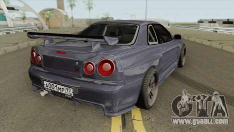 Nissan Skyline GT-R F4 2002 for GTA San Andreas