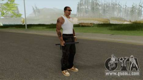 Nightstick (HD) for GTA San Andreas