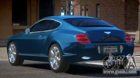 Bentley Continental GT S-Tuned for GTA 4