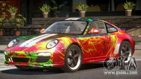 Porsche 911 LS PJ1 for GTA 4