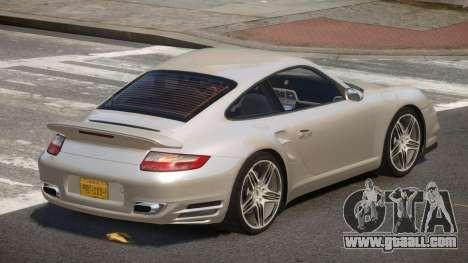 Porsche 911 ZT for GTA 4