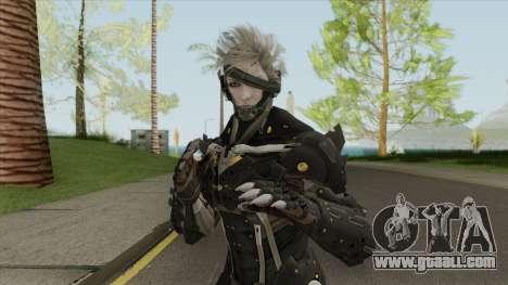 Raiden (Metal Gear Rising: Revengeance) for GTA San Andreas