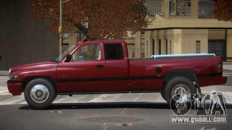 1995 Dodge Ram 3500 for GTA 4