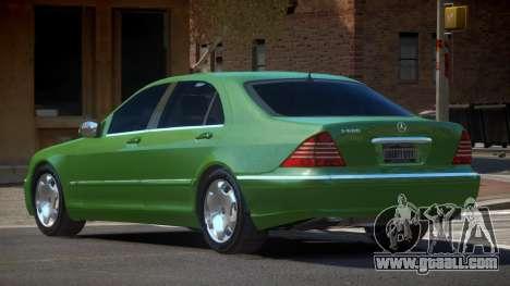 Mercedes Benz S600 V1.2 for GTA 4