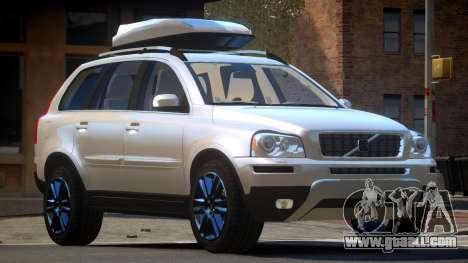 Volvo XC90 LT for GTA 4