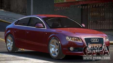 Audi A5 V1.1 for GTA 4