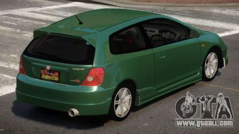 Honda Civic LS for GTA 4