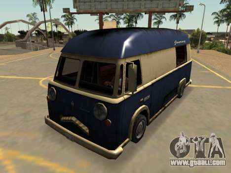 Zirconium Journey Classic (IVF,Badges,Extras,PJ) for GTA San Andreas