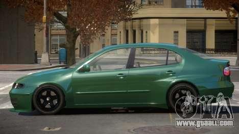 Seat Toledo TTR for GTA 4