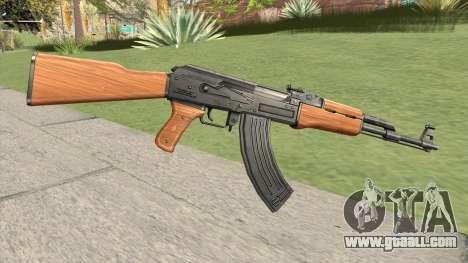 AK-47 (Millenia Version) for GTA San Andreas