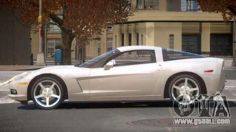 Chevrolet Corvette RT V1.0 for GTA 4