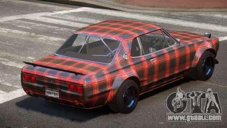 Nissan Skyline GT Qz PJ6 for GTA 4