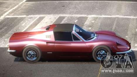 Ferrari Dino GT for GTA 4