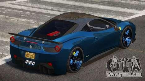 Ferrari 458 E-Style for GTA 4