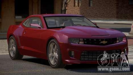 Chevrolet Camaro ST V1.1 for GTA 4