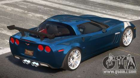 Chevrolet Corvette GS for GTA 4