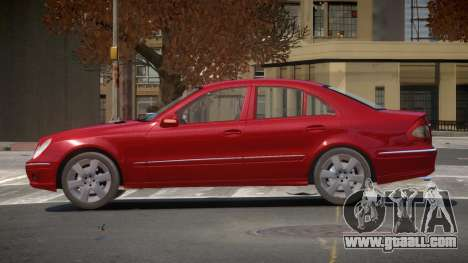 Mercedes Benz E320 ST for GTA 4