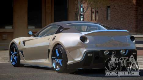Ferrari 599 RTX for GTA 4