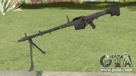 MG-34 (Red Orchestra 2) for GTA San Andreas