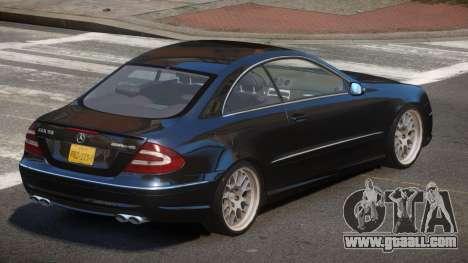 Mercedes Benz CLK 55 V2.1 for GTA 4