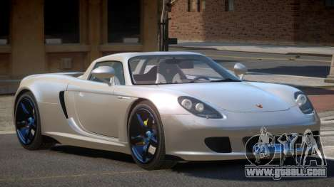 Porsche Carrera GT S-Tuned for GTA 4