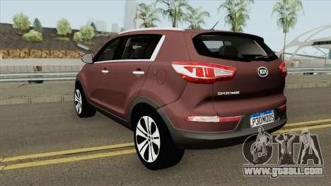 Kia Sportage 2015 (IVF) for GTA San Andreas