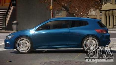 Volkswagen Scirocco SR for GTA 4