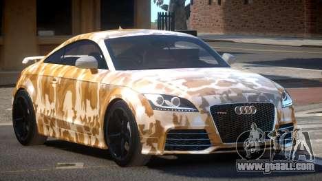 Audi TT R-Tuning PJ5 for GTA 4