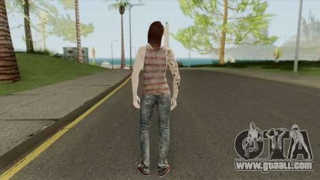 Shelly (The Last of Us: Left Behind) for GTA San Andreas