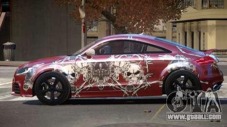 Audi TT R-Tuning PJ4 for GTA 4