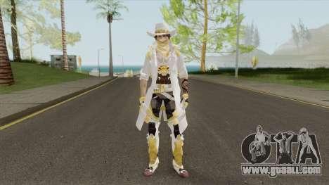 Cowboy (Free Fire) for GTA San Andreas