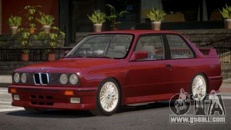 BMW M3 E30 S-Tuned for GTA 4