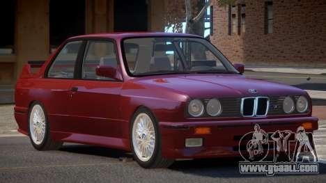 BMW M3 E30 S-Tuned for GTA 4