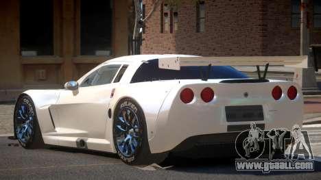Chevrolet Corvette RS Tuning for GTA 4