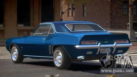 1973 Chevrolet Camaro 350 for GTA 4