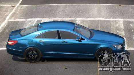 Mercedes Benz CLS 350 for GTA 4
