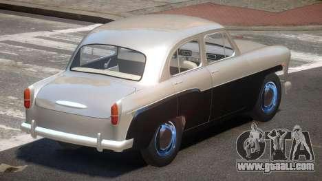 AZLK 407 Moskvich for GTA 4