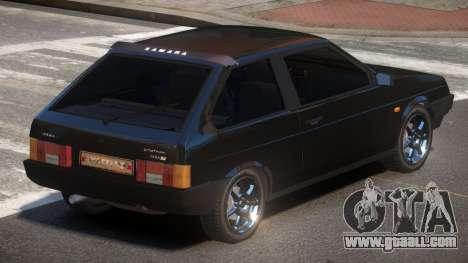 VAZ 21083 V1.1 for GTA 4