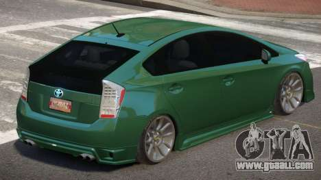 Toyota Prius LT for GTA 4