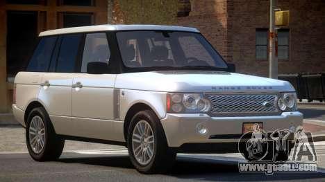 Range Rover Vogue RT for GTA 4