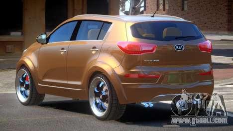 Kia Sportage LS for GTA 4