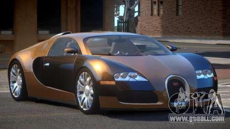 Bugatti Veyron DTI for GTA 4