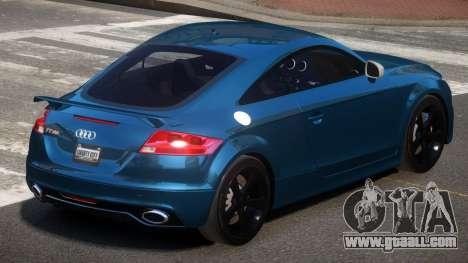 Audi TT R-Tuning for GTA 4