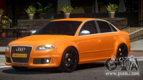 Audi RS4 L-Tuned for GTA 4