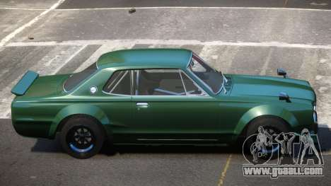 Nissan Skyline GT Qz for GTA 4