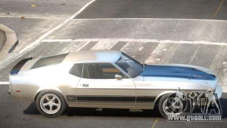 1977 Ford Mustang MS for GTA 4