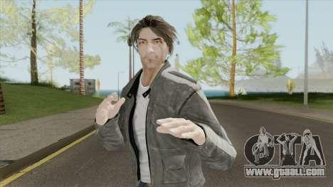 Eduard (Alone In The Dark) for GTA San Andreas